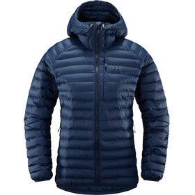 Haglöfs W's Essens Mimic Hood Tarn Blue